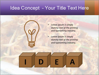 Penang Fried Noodle PowerPoint Template - Slide 80