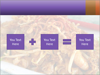Penang Fried Noodle PowerPoint Template - Slide 95