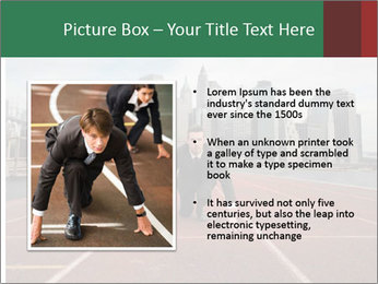 Business Race PowerPoint Templates - Slide 13