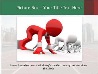 Business Race PowerPoint Template - Slide 15