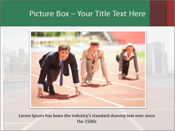 Business Race PowerPoint Template - Slide 16