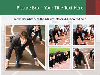 Business Race PowerPoint Template - Slide 19