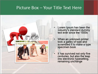 Business Race PowerPoint Templates - Slide 20