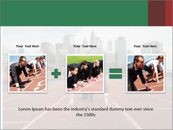 Business Race PowerPoint Templates - Slide 22