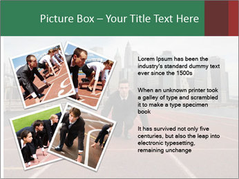 Business Race PowerPoint Templates - Slide 23