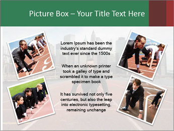 Business Race PowerPoint Templates - Slide 24