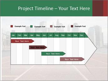 Business Race PowerPoint Template - Slide 25