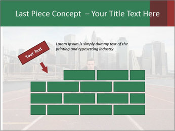 Business Race PowerPoint Template - Slide 46