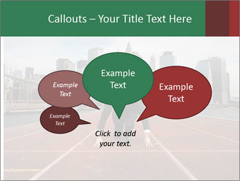 Business Race PowerPoint Template - Slide 73