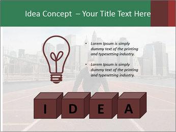 Business Race PowerPoint Template - Slide 80