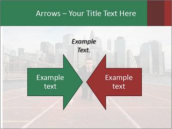 Business Race PowerPoint Template - Slide 90