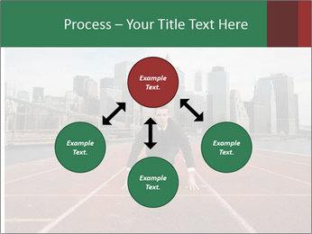 Business Race PowerPoint Template - Slide 91