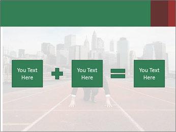 Business Race PowerPoint Template - Slide 95
