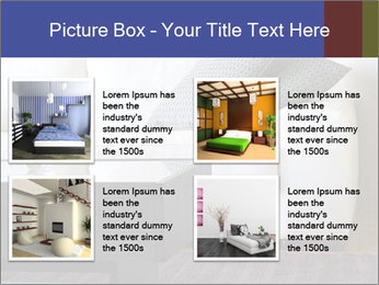 White couch PowerPoint Template - Slide 14