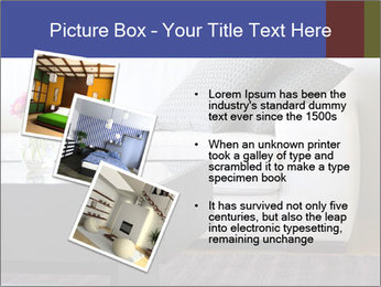 White couch PowerPoint Template - Slide 17