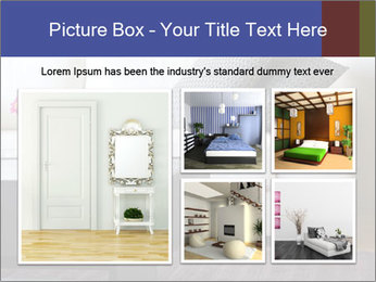 White couch PowerPoint Template - Slide 19