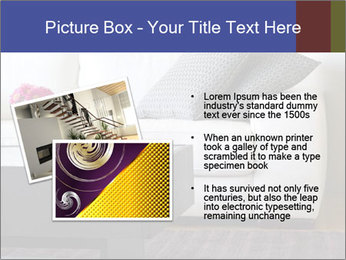 White couch PowerPoint Template - Slide 20
