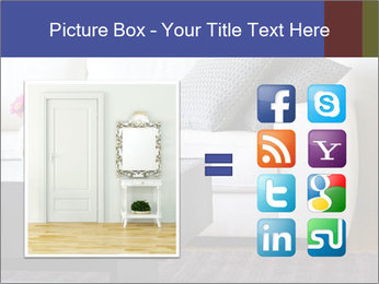 White couch PowerPoint Template - Slide 21