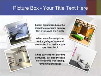 White couch PowerPoint Template - Slide 24