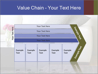 White couch PowerPoint Template - Slide 27
