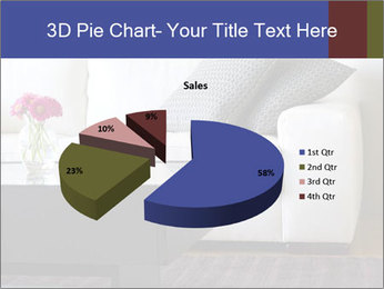 White couch PowerPoint Template - Slide 35