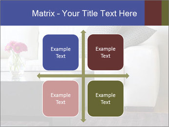 White couch PowerPoint Template - Slide 37