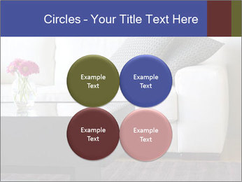 White couch PowerPoint Template - Slide 38