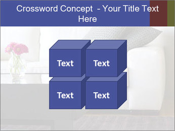 White couch PowerPoint Template - Slide 39