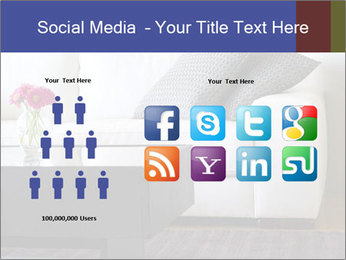 White couch PowerPoint Template - Slide 5