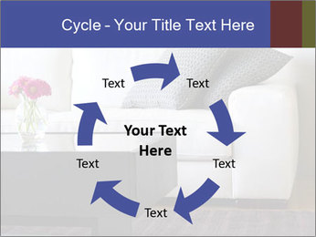White couch PowerPoint Template - Slide 62