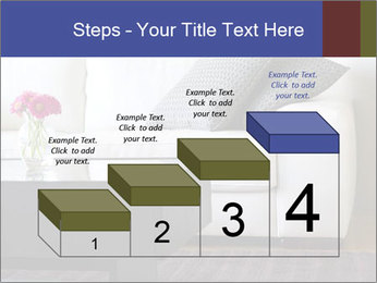 White couch PowerPoint Template - Slide 64