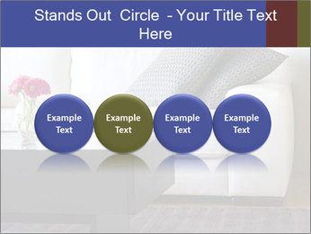 White couch PowerPoint Template - Slide 76