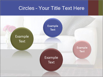 White couch PowerPoint Template - Slide 77
