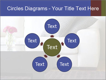 White couch PowerPoint Template - Slide 78