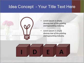 White couch PowerPoint Template - Slide 80