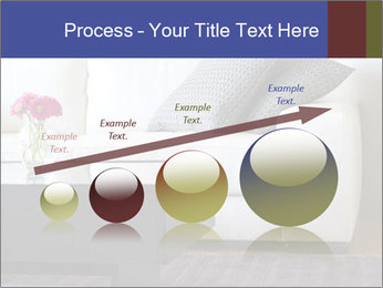White couch PowerPoint Template - Slide 87