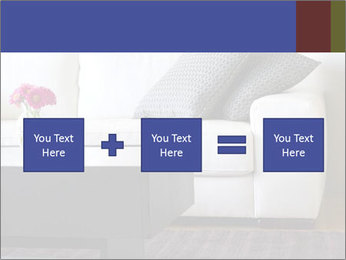 White couch PowerPoint Template - Slide 95