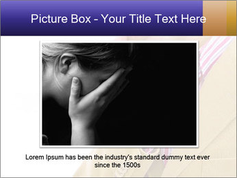 Concerned Man PowerPoint Template - Slide 15