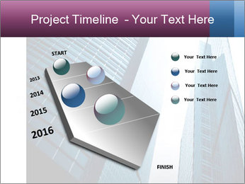Massive Skyscraper PowerPoint Template - Slide 26