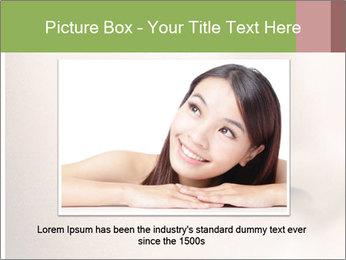 Female makeup PowerPoint Template - Slide 15