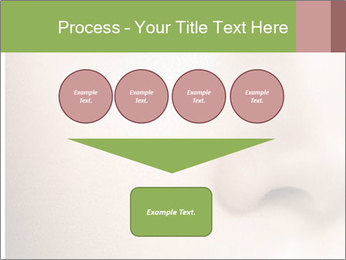 Female makeup PowerPoint Template - Slide 93