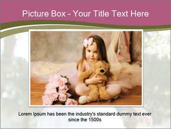 Beautiful child PowerPoint Template - Slide 16