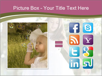 Beautiful child PowerPoint Templates - Slide 21