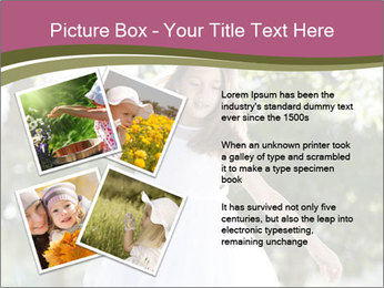Beautiful child PowerPoint Template - Slide 23