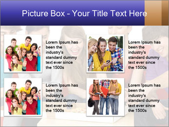 Friendship Concept PowerPoint Template - Slide 14