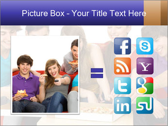 Friendship Concept PowerPoint Template - Slide 21