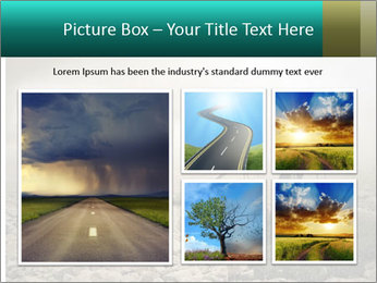 Lost childhood PowerPoint Templates - Slide 19