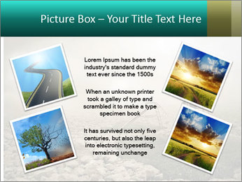 Lost childhood PowerPoint Template - Slide 24