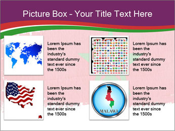 Flag Of Morocco PowerPoint Templates - Slide 14