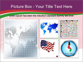 Flag Of Morocco PowerPoint Templates - Slide 19